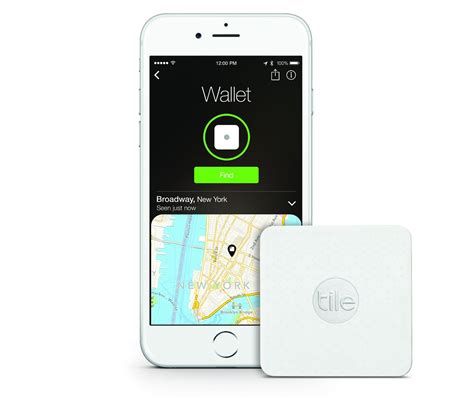 tile gps tracker battery tile slim phone finder wallet finder item finder