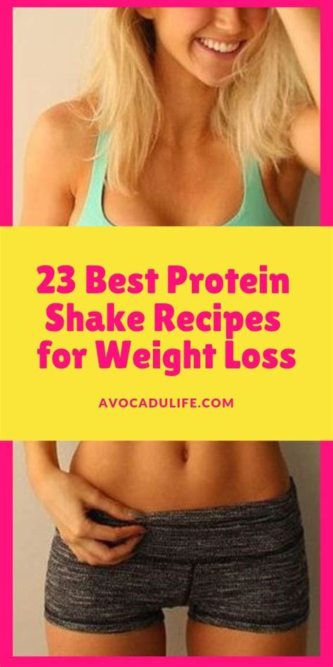 protein shake recipes  weight loss peanut butter