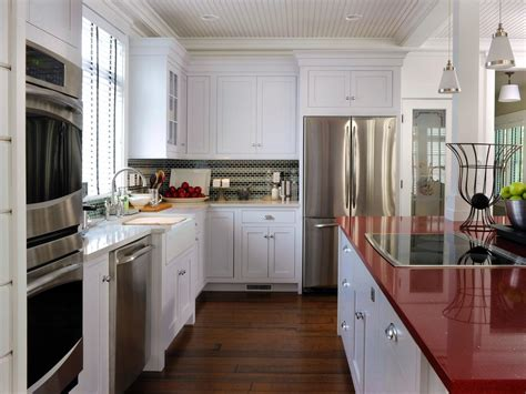 Quartz Kitchen Countertops Pictures & Ideas From Hgtv  Hgtv