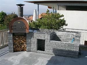 Feuerfeste Steine Für Grill : chemin e und grill aus naturstein steinwerker bani ~ Markanthonyermac.com Haus und Dekorationen
