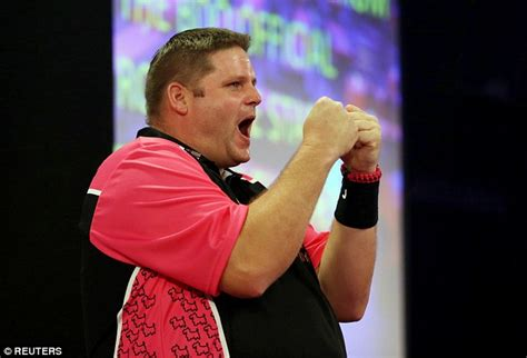 scott mitchell beats mark mcgeeney  sudden death leg  champion scrapes  bdo world darts