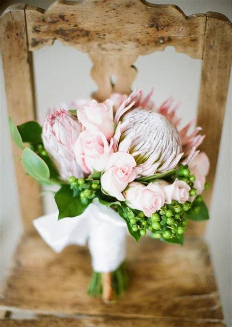Wedding Flower Inspiration Protea