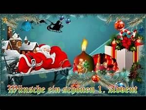 Grüße Zum 2 Advent Lustig : sch ner advent youtube geburtstag advent advent ~ Haus.voiturepedia.club Haus und Dekorationen