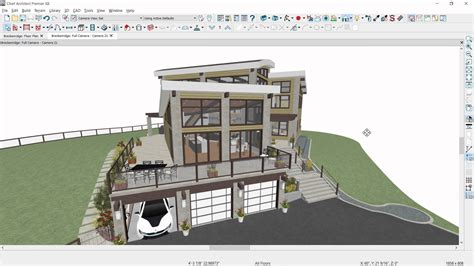 Chief Architect Home Design Software Samples Gallery A