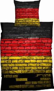 Bettwäsche Schwarz Gold : casatex bettw sche german flag renforc schwarz rot gold ~ Buech-reservation.com Haus und Dekorationen