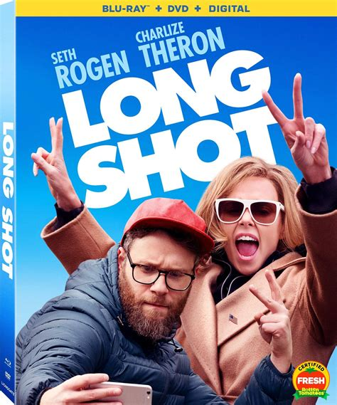 Long Shot DVD Release Date July 30, 2019
