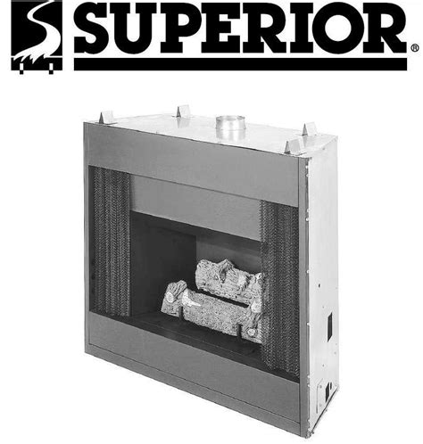 superior fireplace parts a plus inc lennox superior b 40 b40 replacement