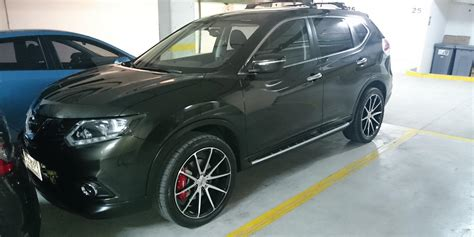 Nissan X Trail Modification by Mario Fernando 2016 Nissan X Trail Specs Photos