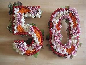 Decoration Legumes Facile : brico anniversaire pour yannick n 2 clo 39 s bricolages ~ Melissatoandfro.com Idées de Décoration