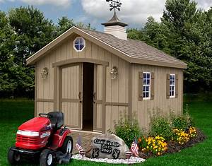 Cambridge Shed Kit Wood DIY Shed Kit by Best Barns