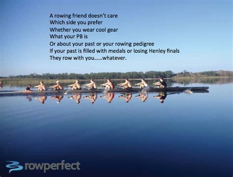 Row The Boat Quotes by Rowing Friends Are The Best Rowperfect Uk