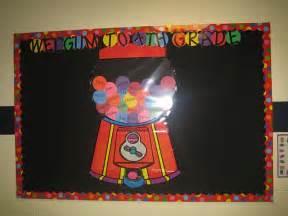 4th Grade Back to School Bulletin Board Ideas