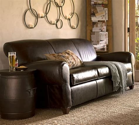 pottery barn leather sofa 2016 pottery barn buy more save more save 25 on new