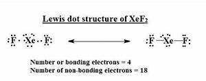 Determine The Number Of Bonding Electrons And The Number