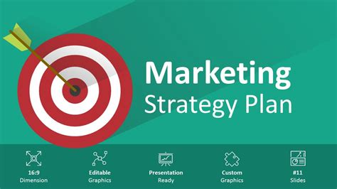 marketing strategy plan editable powerpoint youtube