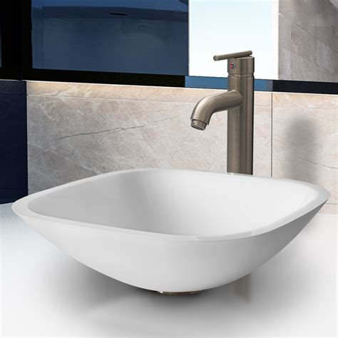 Glass Bathroom Vessel Sinks by Bathroom Exciting Bathroom Vanity Design With Cheap