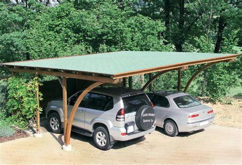 box auto fai da te carport in legno progetto e installazione bricoportale