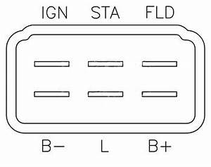 Denso External Voltage Regulator Wiring Diagram. 026000 1764 o e nippondenso  denso voltage regulator. denso internal voltage regulator alternator  conversion. wiring a denso alternator moparts question and answer. 3 wire  alternator wiring2002-acura-tl-radio.info