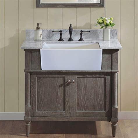 fairmont designs rustic chic  farmhouse vanity