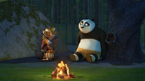 tigress moments kung fu panda legends  awesomeness