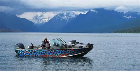 Drift Boats For Sale Bozeman Mt by Boat Wraps Derek Deyoung
