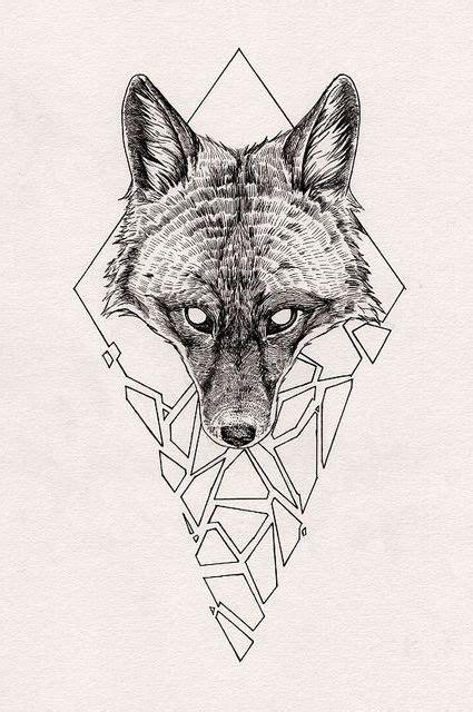 wolf head tattoo sketch art tattoo sketches fox
