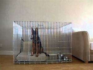 yoko german shepherd crate cage training owczarek With dog crate size for german shepherd
