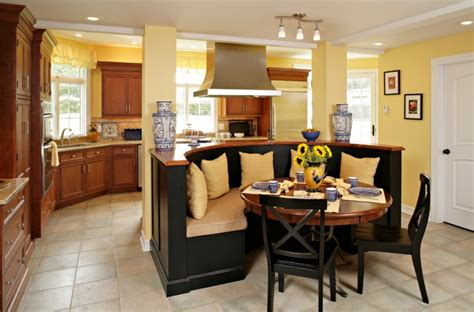 Kitchen Booth Design by Booth Style Kitchen Table Ideas You Will Decohoms