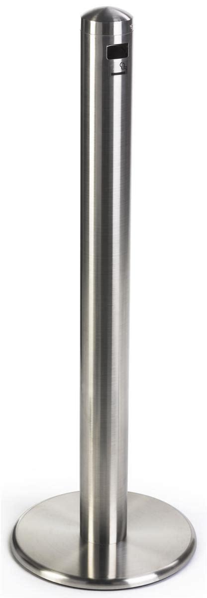 smokers pole  disposal holes