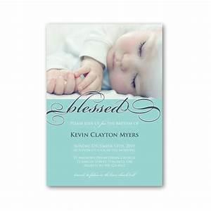 Baptism Announcement Template Baptism Invitation Blank Templates For Boy Baptism