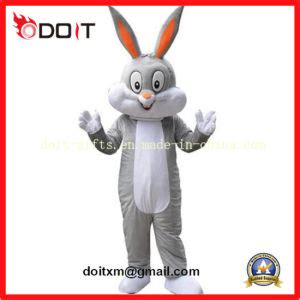 China Made Anime China Mascot Supplier Custom Made Special Rabbit Anime