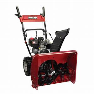Craftsman 31as6bce799 5 5 Hp 24 U0026quot  Path Two