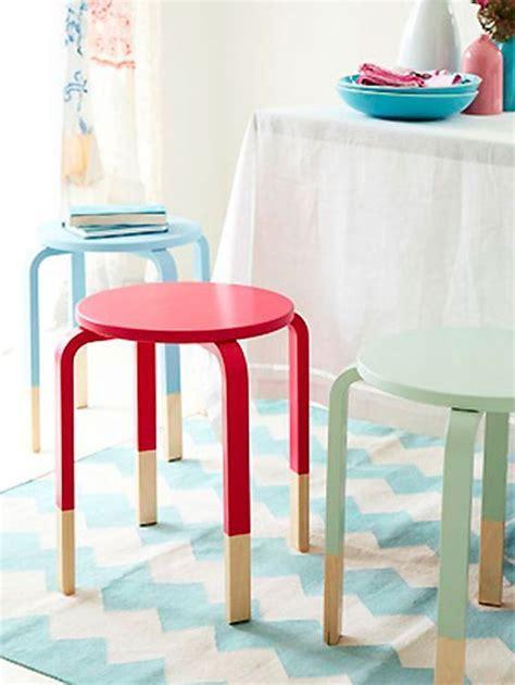 40 Amazing IKEA Frosta Stool Ideas And Hacks   DigsDigs