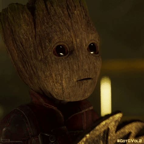 Baby Groot Guardians GIF by Marvel - Find & Share on GIPHY