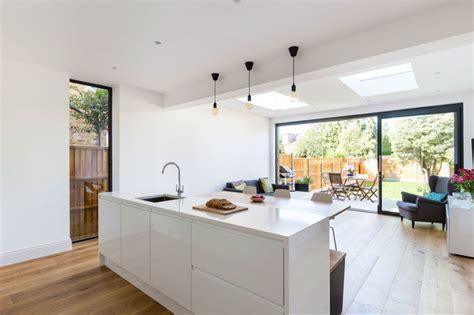 kitchen extension design 今週のキッチン 屋外につながる 明るいキッチンにリノベーション 1602