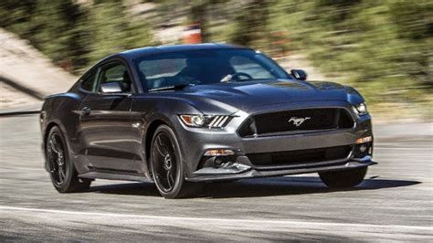 winding road driven  ford mustang gt