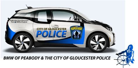 Vehicle Donation To Gloucester Police