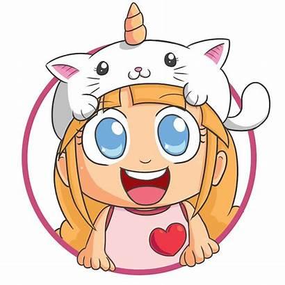 Kawaii Kunicorn Pages Mo Channel Creator