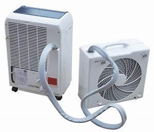 Climatiseur Split Mobile Silencieux : la climatisation mobile guide du climatiseur portable ~ Edinachiropracticcenter.com Idées de Décoration