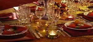 Table De Noel Traditionnelle : d co table de no l traditionnelle moderne des id es d co ~ Melissatoandfro.com Idées de Décoration
