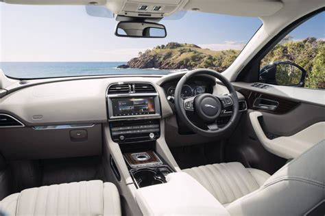 jaguar f pace inside jaguar f pace interior pictures to pin on pinterest