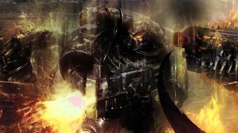 warhammer  legion   damned book trailer youtube