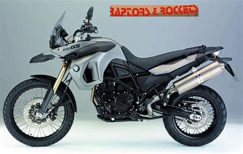 2010 Bmw F650gs Enduro Motorcycle