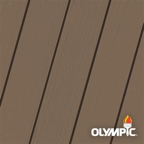 olympic maximum  gal autumn brown solid color exterior