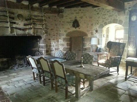 cuisines anciennes les anciennes cuisines photo de château de villemonteix