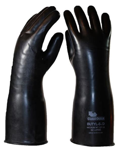 reasons   butyl  neoprene chemical protection gloves