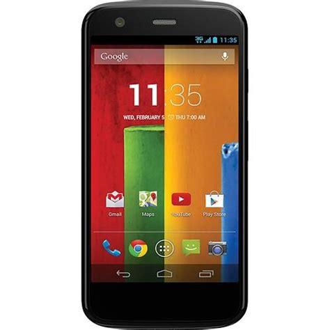 motorola android phones motorola moto g 8gb 3g android phone prepaid verizon
