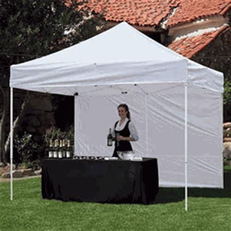 ez pop  canopy    canopy  shade commercial tent awning  zipper sidewalls bag