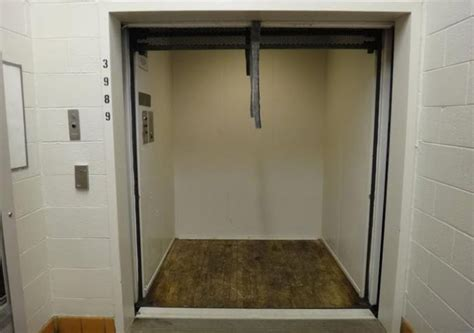 Freight Goods Lift Elevator