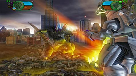 This game has put the godzilla games as one of a premiere francises in the fighting genre indefienatly. Smash 'n' grab: Fighting GODZILLA in your lounge? Read ...